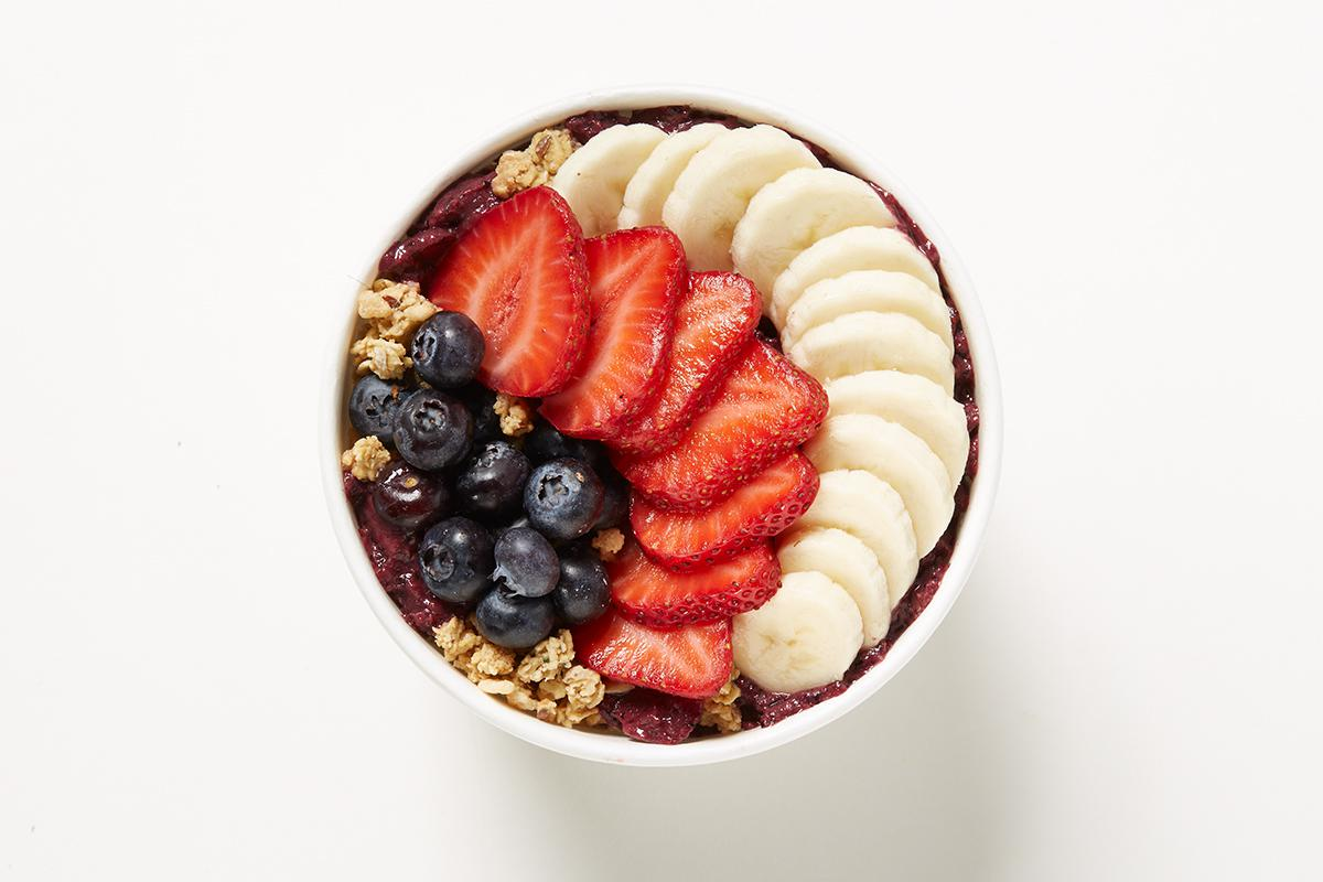 ACAI BANANA BERRY BOWL